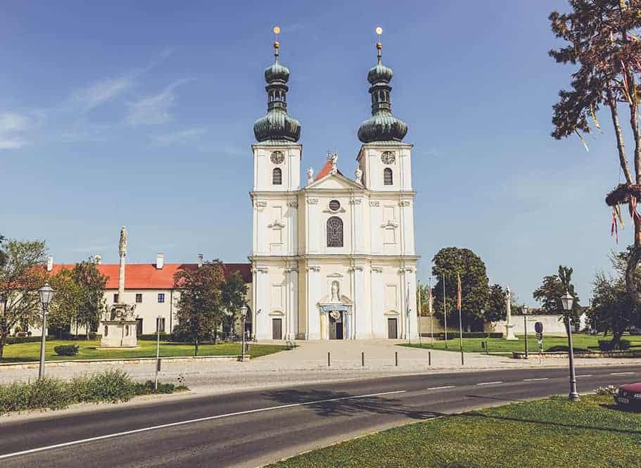 Kirche Frauenkirchen
